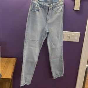 Old navy power street high rise size 12